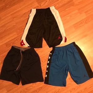 Michael Jordan youth boys Basketball Shorts.